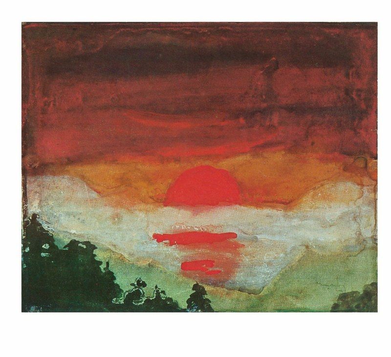 02 Emil Nolde_Sonnenaufgang_1895_Aquarell mit Deckweiss_Nolde Stiftung Seebuell.jpg/@@images/image/large