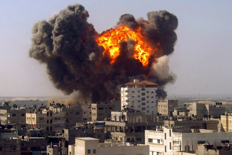 Gaza Krieg